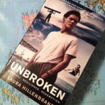 Unbroken ~ by Laura Hillenbrand ~ a biography ~ as quoted by Vanity Fair, 'One of the most remarkable survival tales ever recorded.' The story of Louis Zamperini, amazing athlete and world war 2 survivor. His story of  redemption is extremely moving reading. Must read!
