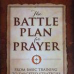 The Battle Plan for Prayer ~ by Stephen and Alex Kendrick. Inspired by their movie War Room, is designed to help anyone of any age become a powerful person of prayer. Personal testimonies, fundamentals of how effective prayer works, and much,much, more. Prayer should become our first plan of attack, and not a last resort. Read if you are searching for answers in your life.