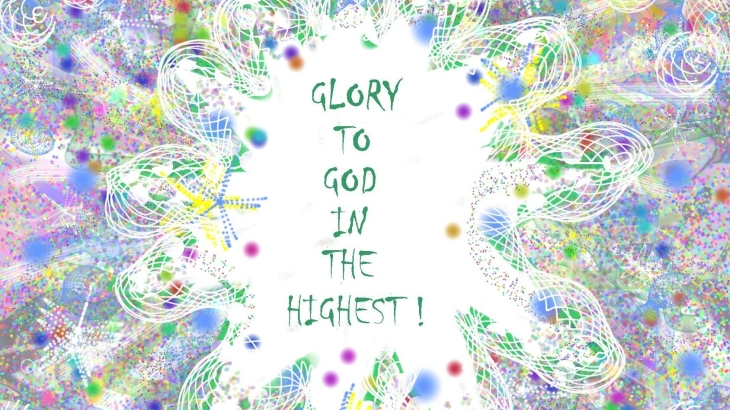 Glory to God one