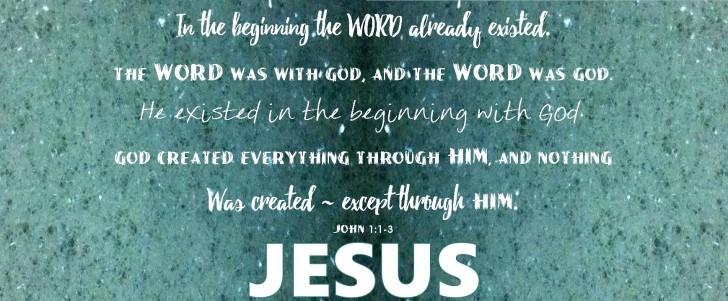 John 1 1-3