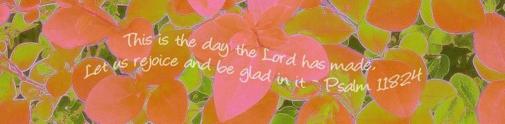 Psalm 118 24