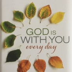 God is with You ~ by Max Lucado. A truly beautiful devotional written as only Max can do.