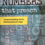 Numbers That Preach ~ by Troy Brewer. I found this truly eye opening. But it is not numerology, it is God's mathematics.